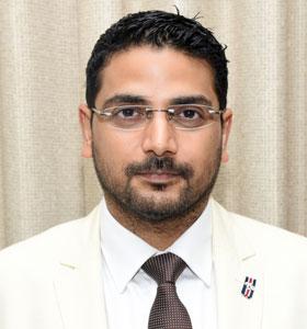 Dr. Anshuman Roy
