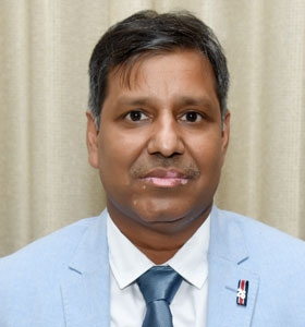Dr Bharat Bhushan