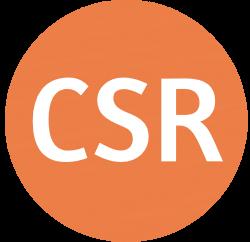 <center>CSR</center>